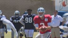Dallas Cowboys prepare for upcoming Hall of Fame preseason game, Dak Prescott not expected to play