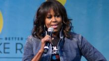 Michelle Obama Embraces 'Forever First Lady' Nickname, Sends Students Into Meltdown