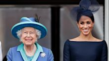 Meghan Markle is returning to TV — and it's all in honor of the queen