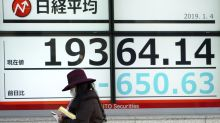 Japanese shares skid, Shanghai surges after Wall St sell-off