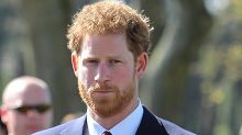 Prince Harry says he's only cried once since Diana's funeral