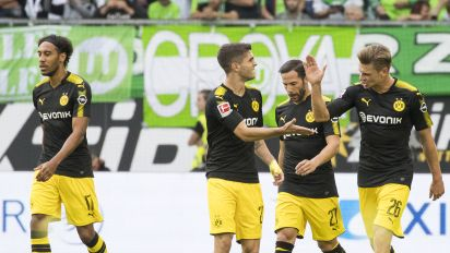 Christian Pulisic: I would give my goal a B grade