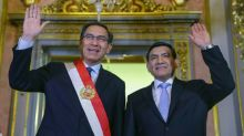 Peru's new interior minister sworn in amid judge scandal