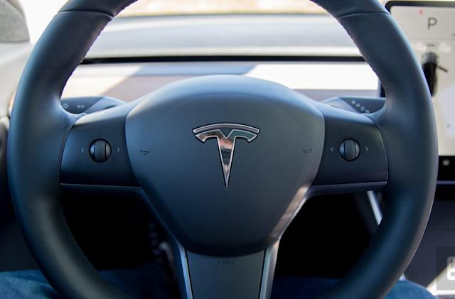 Tesla crash driver admits to checking phone while in Autopilot mode