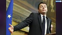 Italy's Renzi Expects Government In Place By Monday
