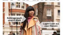 Look des Tages: Susie Lau trotzt dem Winter dank Lagen-Look