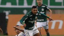 Rony sofre entorse no tornozelo e vira dúvida no Palmeiras para semifinal