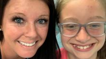 Woman warns of rare condition after child's scary reaction to hair curling: 'Look it up'