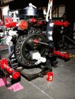 """""""Gatling gun"""" robot to clean up Britain's Windscale nuclear accident site"""