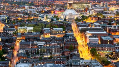 Manchester and Liverpool are an easy win for property buyers as second-tier UK cities edge out pricey London