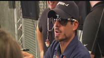 Alex Tagliani taking his workout routine to 'new heights'