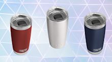 Shoppers say this $40 Yeti tumbler is 'the best thing since sliced bread!'