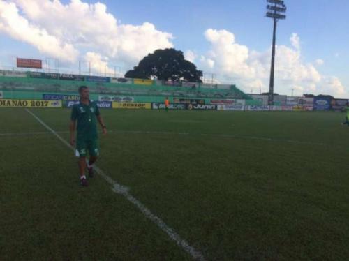 Ex-Inter destaca meta no Rio Verde e exalta superação dos atletas