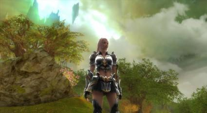 New Aion videos give aerial tour of environments and classes in action