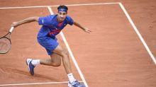 Roland-Garros (H) - Roland-Garros: victoire de Lorenzo Sonego sur Taylor Fritz après un jeu décisif incroyable