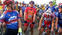 Robin Williams's Children Auction Off His Bikes, Hope Buyers Wear 'Brightly Patterned, Skintight Biking Gear' When Riding Them