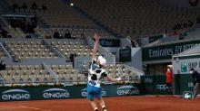 Goffin cae de entrada ante Sinner, primera gran sorpresa de Roland Garros