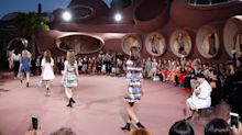 Ralph Lauren's garage and 11 other bizarre fashion show locations