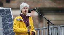 Greta Thunberg: 'Coronavirus shows how vulnerable societies are'