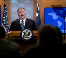 Pompeo blasts China, Iran for response to virus outbreak