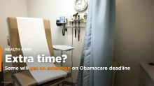 Some Americans Will Get an Extension on Today's Obamacare Deadline