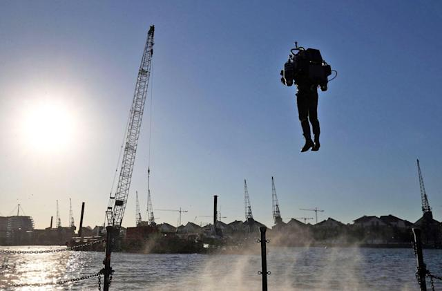 Boeing offers a $2 million prize for a working jetpack