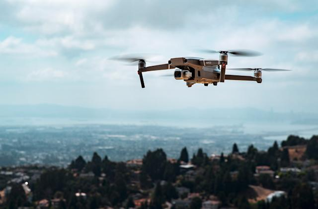 DJI Mavic 2 review: Two fantastic drones, one tough choice