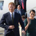 Pregnant Meghan Markle won't change royal tour plans despite Zika risk