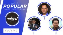 10 Most Popular Cricketers on Yahoo