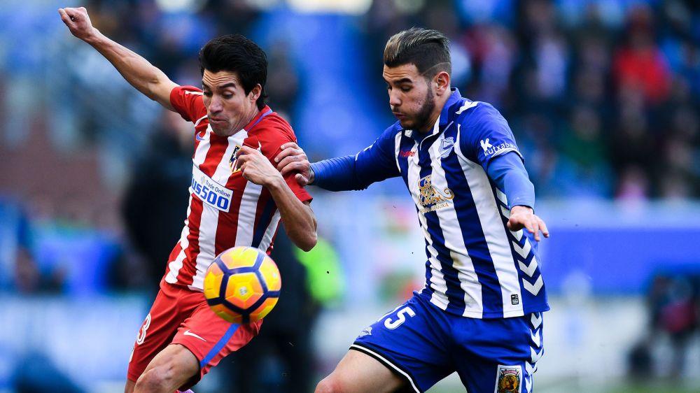 Atlético Madrid, Cerezo dément pour Theo Hernandez