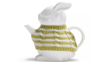 Asda rabbit teapot with 'X-rated' spout leaves supermarket shoppers in hysterics
