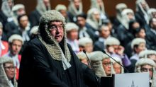 Hong Kong Bar Association 'gravely concerned' by security law