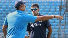 R Ashwin remains silent when he was asked about Ravi Shastri