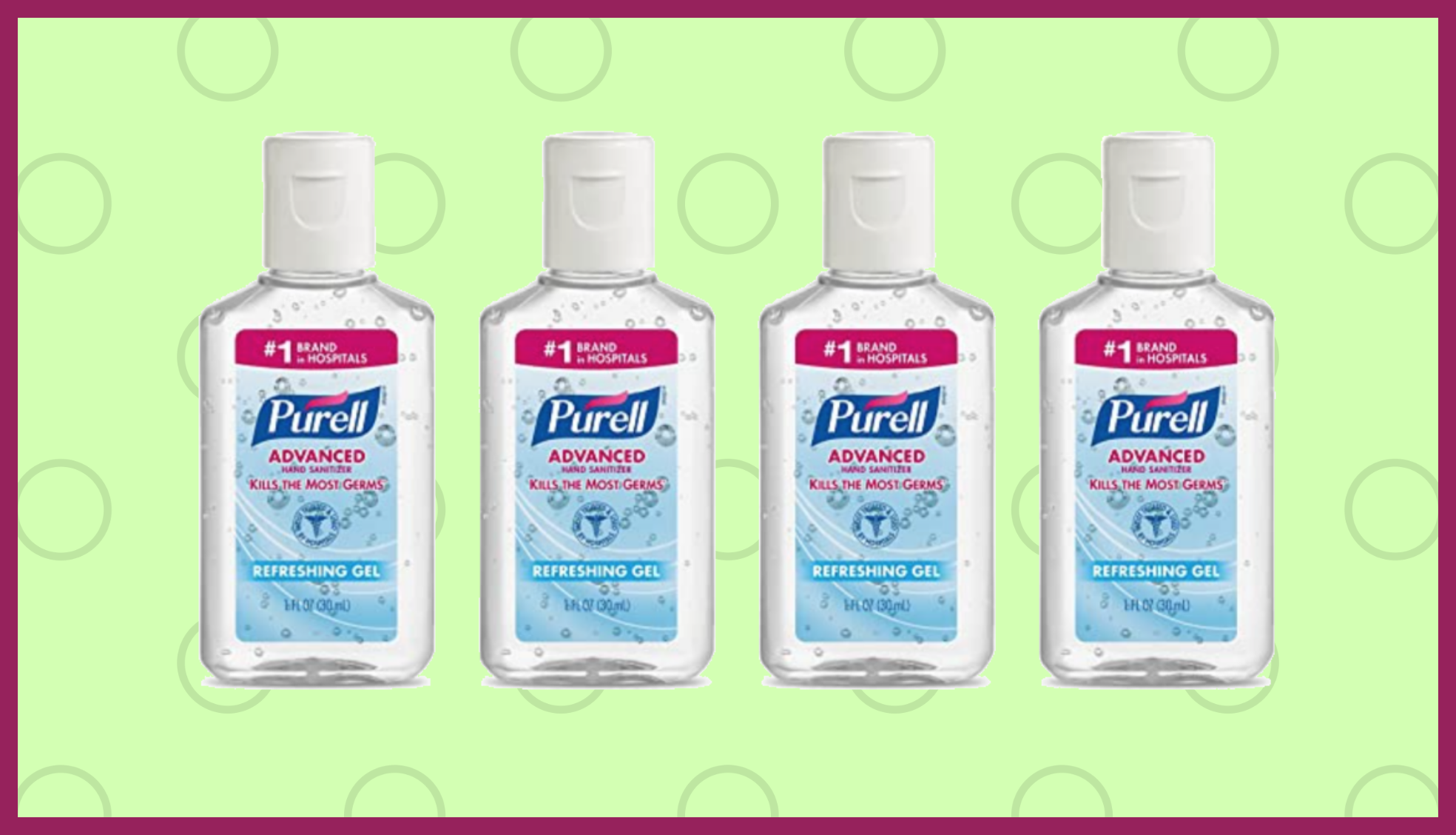 Purell hand sanitizer is back in stock at Amazon—get it while you can