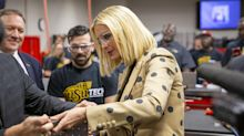 Report: Ivanka Trump visit to WSU Tech worth more than $9 million in publicity