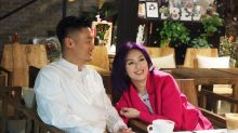 Shawn Yue featured in Miriam Yeung's music video