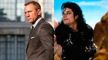 ¿Sabías que Michael Jackson quiso ser James Bond?