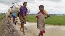 Rohingya Muslims fleeing Myanmar describe military's violence and killings