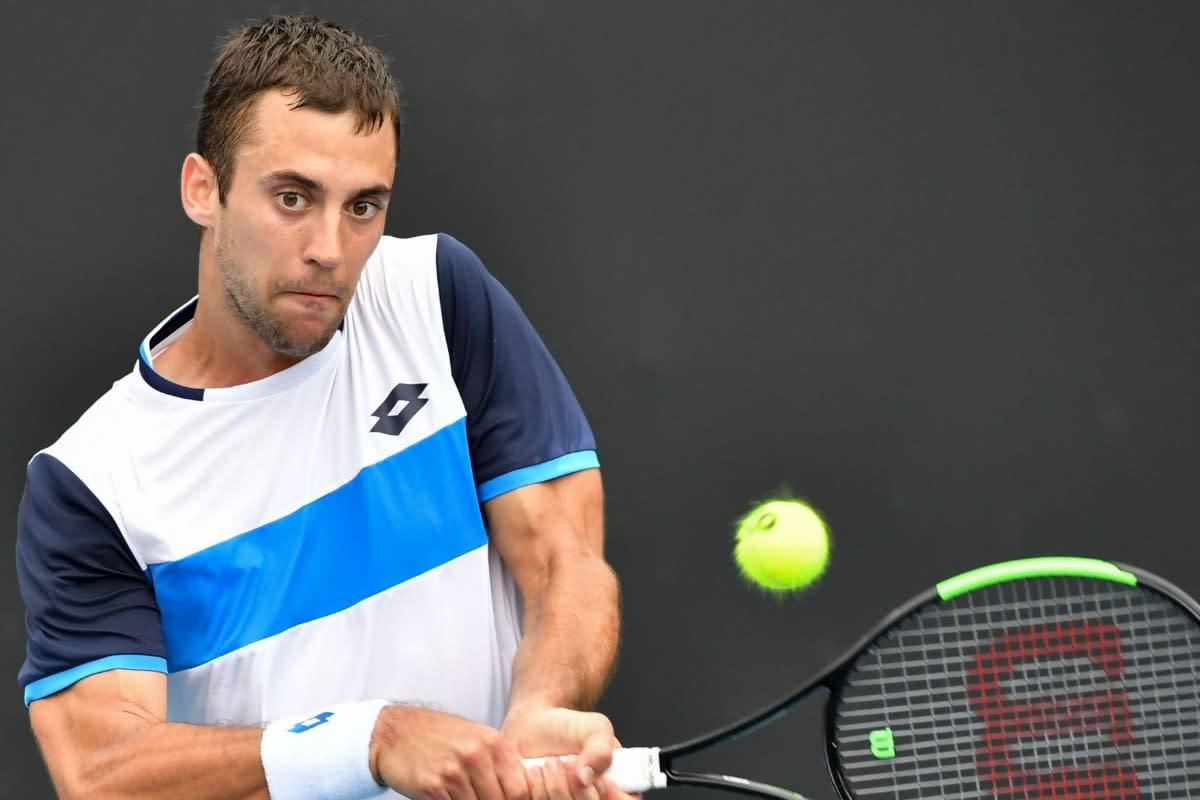Clay Fan Laslo Djere Beats Marco Cecchinato to Win Sardegna Open