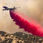 20,000-acre Apple wildfire in Southern California remains zero percent contained