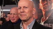 "Bruce Willis talks ""A Good Day to Die Hard"""