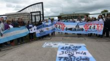 Argentine submarine find 'first step' to learning disaster's cause