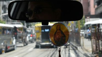Outcry at Philippine ban on religious 'distractions'