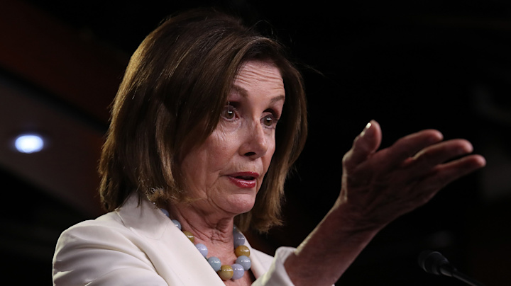 Trump, Congress leaders reach debt-limit deal