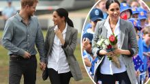 The hidden meaning behind Meghan's casual look