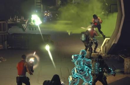 Firefall drops a launch trailer