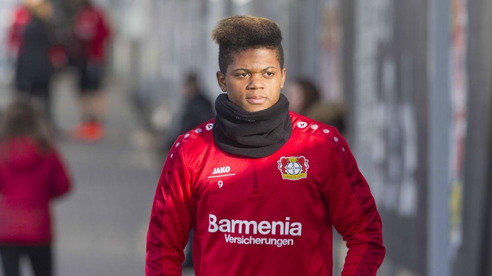 """Leverkusen-Youngster Bailey: """"Würde Zeit zurückdrehen"""""""