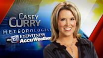 Casey Curry's Monday forecast