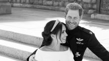 What Made Meghan and Harry Laugh in their Portrait