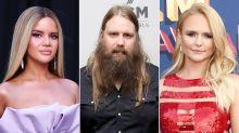 ACMs 2021: Maren Morris, Chris Stapleton and Miranda Lambert Lead History-Making Nominations